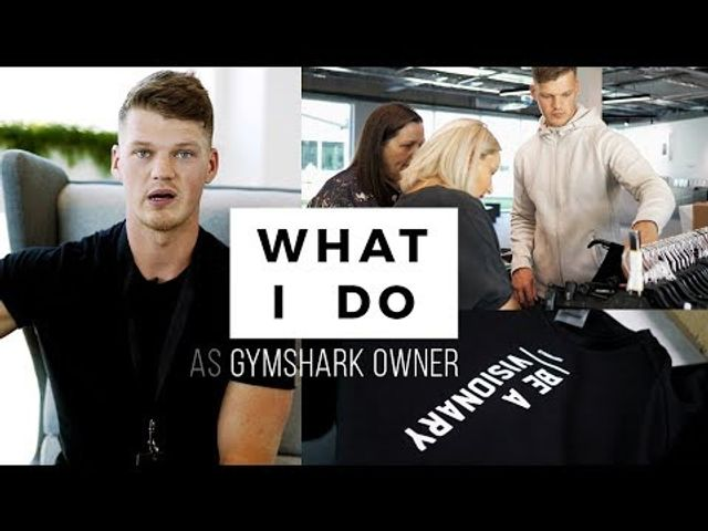 Gymshark - brand authenticity for the millennial consumer featured image