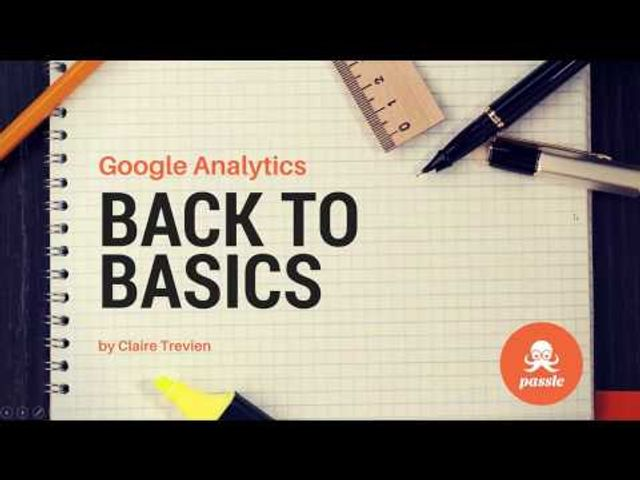 Google Analytics: Back to Basics featured image