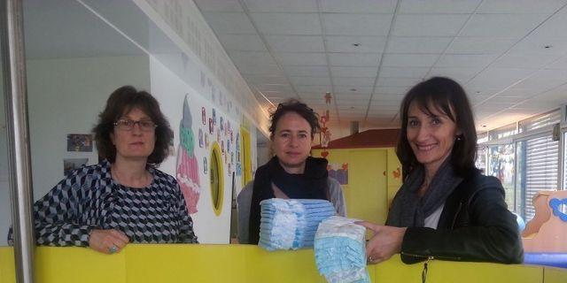 Crèches : le casse-tête des couches featured image
