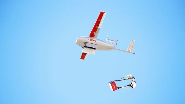 Good tech: Ghana's fleet of medical drones featured image