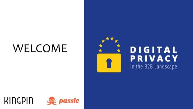 Digital Privacy in the B2B Landscape: GDPR and Data featured image