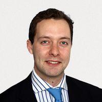 Tom Luck, Associate, Freshfields Bruckhaus Deringer
