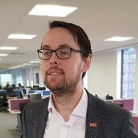 Lee Griffiths, Talent Insight and Attraction Manager, PeopleScout