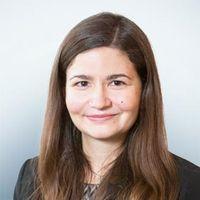 Iris Hammerschmid, Associate, Freshfields Bruckhaus Deringer