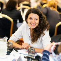 Laura Veza Visan, Digital labour market consultant, everis Benelux