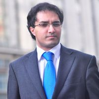 Shaaz Farid, Manager, Deloitte UK