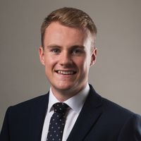 Dominic Buxton, Trainee solicitor, Macfarlanes