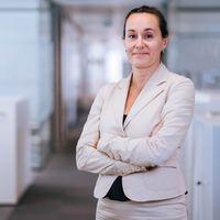 Eva Santisteban, International Organisations Director, everis Benelux