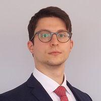 Luca Feltrin, Associate, Freshfields Bruckhaus Deringer