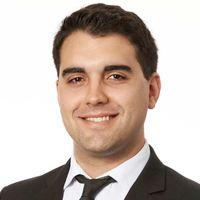 Alex Beaghton, Associate, Linklaters