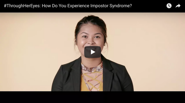 How I made 'imposter syndrome' work for me featured image
