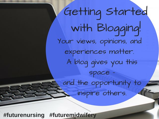 Getting Started With Blogging featured image