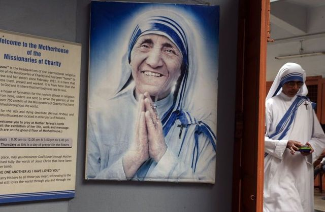 Mother Teresa's 'uniform' successfully trademarked featured image