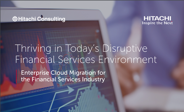 Benefits of a Holistic Cloud Strategy for Financial Services featured image