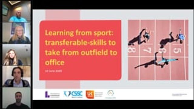 Skills to take from the outfield to the office featured image