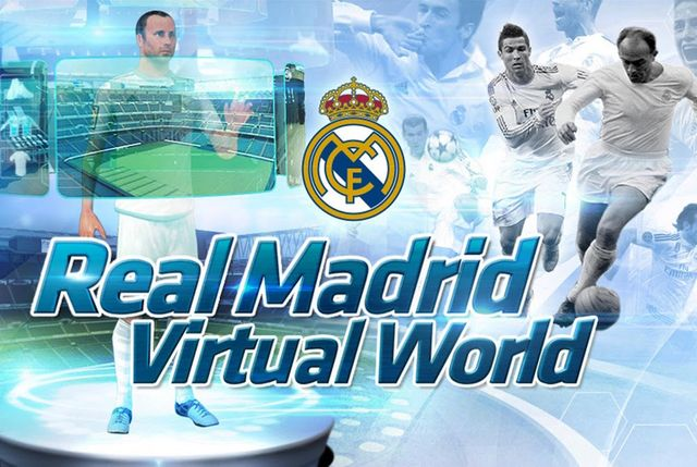 Real Madrid enter the virtual world with new app featured image