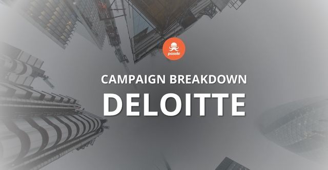Campaign Breakdown - Deloitte: Future of The City featured image