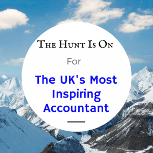 The hunt is on for the UK's most inspiring accountant featured image