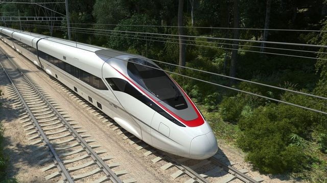 Bombardier and CRRC agree framework for international development featured image