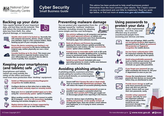 A new cyber guide for small businesses featured image