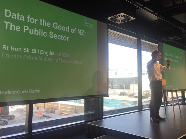 #HGMinspire Conference: Data for the Good of NZ featured image