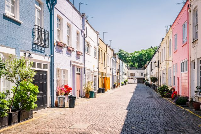 London Mews  - Pretty as a picture in prime locations featured image