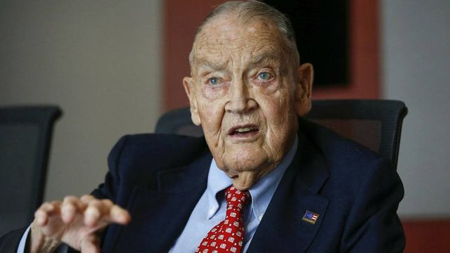 Jack Bogle, index fund pioneer, 1929-2019 featured image
