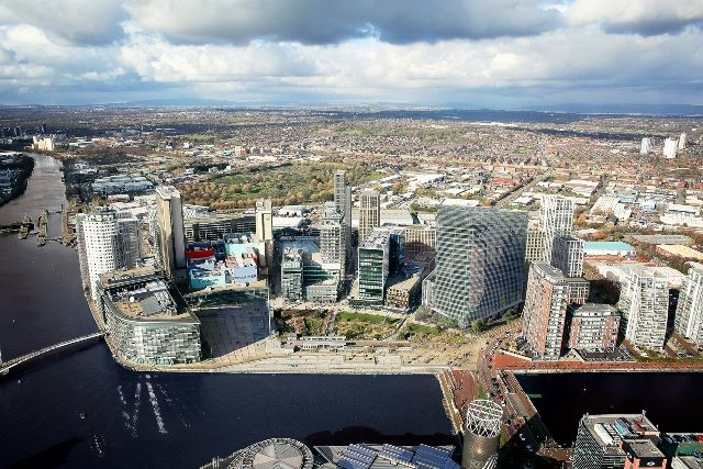 Peel expecting green light for Media City expansion featured image