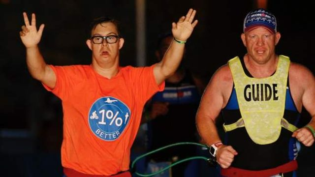 No limits, No boundaries... Chris Nikic becomes first person with Down's syndrome to finish an Ironman triathlon featured image