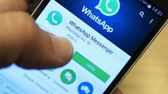 WhatsApp data sharing brought under review featured image