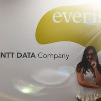 Ana Hortiguela, Recruitment Consultant, everis