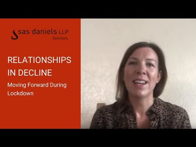 Relationships in Decline - Moving Forward After Lockdown featured image