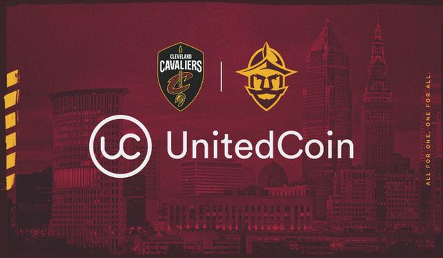 Cleveland Cavaliers partner with UnitedCoin featured image