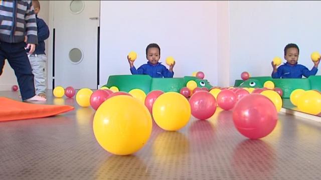 Rennes : une crèche mixte accueille des enfants handicapés et valides featured image