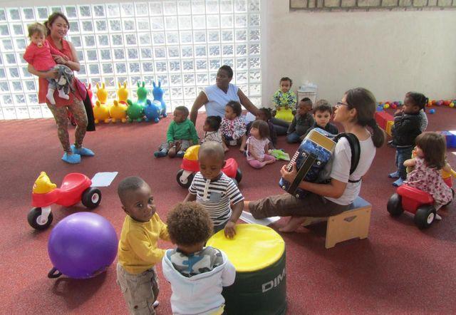 Saint-Ouen-l'Aumône : la crèche Baby-Loup et la ville s'engagent dans l'accueil d'urgence featured image