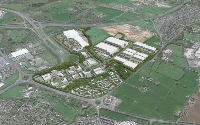 160-acre Cuerden site is potential location for the 3rd Ikea store in North West featured image
