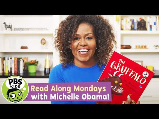 Read along with Michelle Obama! featured image