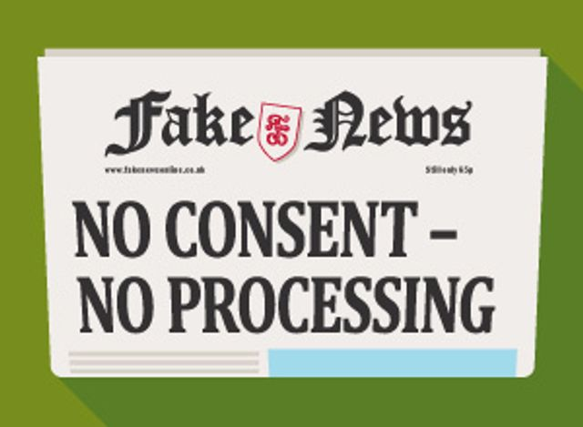 Explicit consent is not necessary when you have a lawful basis for processing data. featured image