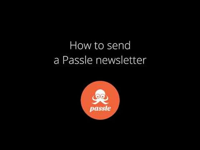 Sending a Targeted Newsletter with Passle featured image
