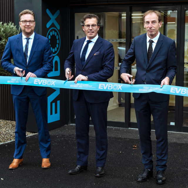 EVBox targets V2G tech development as renovated factory opens featured image