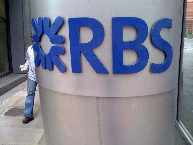Regulators fine Royal Bank of Scotland ₤56m for IT failure featured image