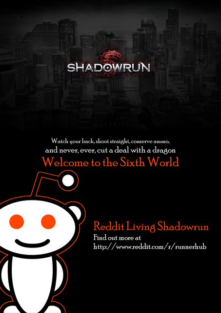 Reddit Living Shadowrun featured image