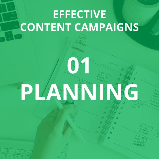 How to conduct a best practice content campaign from start to finish (part 1 - planning) featured image