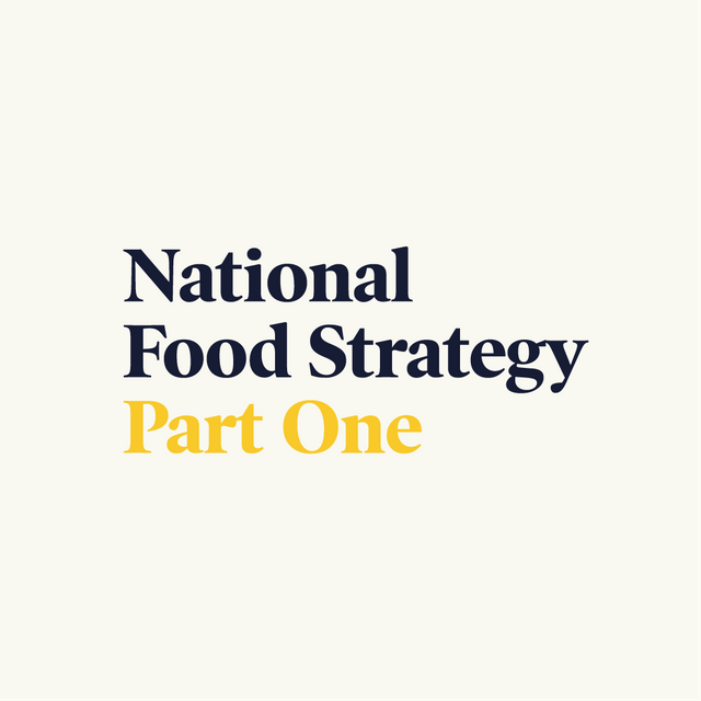 Part One of the National Food Strategy published featured image