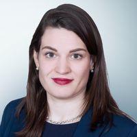 Nadja Paulus, Associate, Freshfields Bruckhaus Deringer