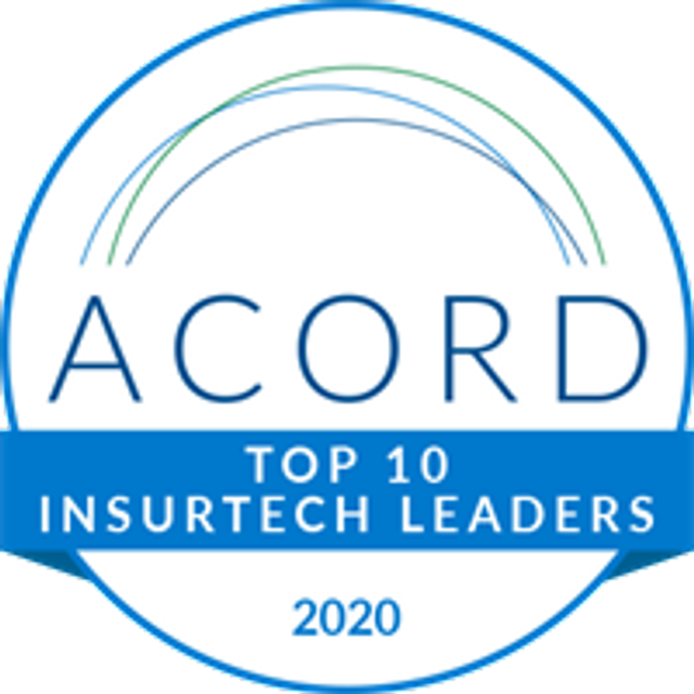 AkinovA CEO named as one of the Top Ten InsurTech Leaders for 2020 featured image