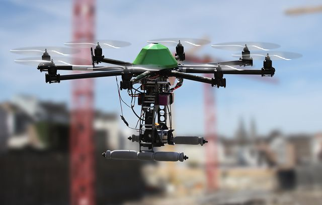 Game of Drones: the next big thing in construction? featured image
