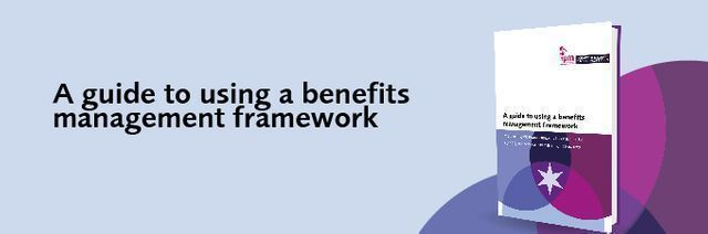 New Benefits Management Guidance Published featured image