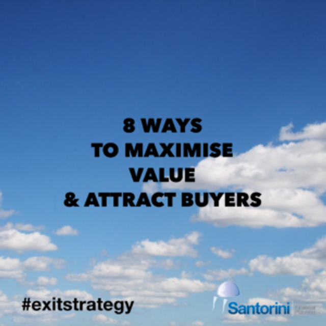 Planning a business exit: 8 ways to maximise value and attract buyers featured image