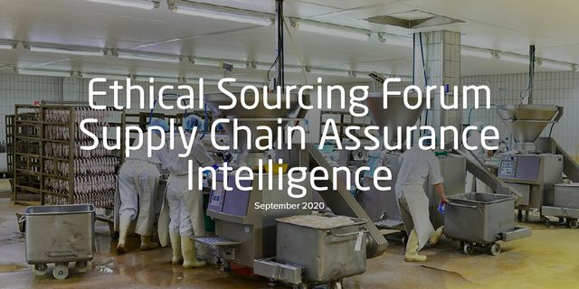 September Supply Chain Assurance Newsletter Gives An Overview of Current Supply Chain News featured image